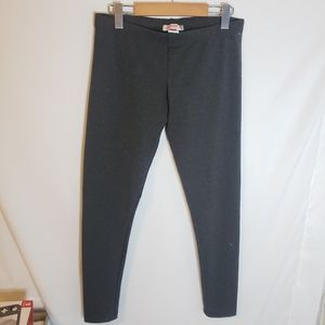 Garage grey pull on skinny pant medium